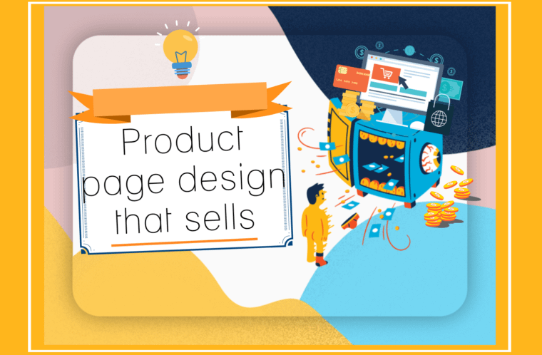product page design that sells