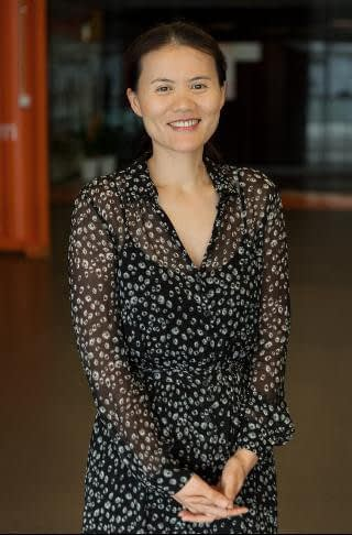 Lucy peng Businessperson and founder
