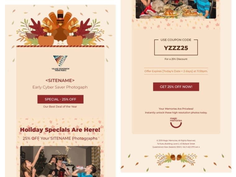 holiday special newsletter