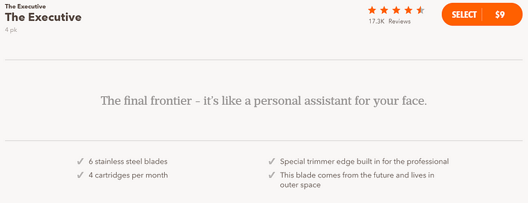 user-centered text for a better UX