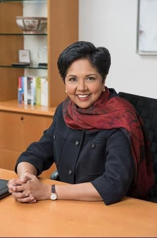Indra Nooyi Physicist, chemist, manager